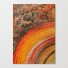 TIERRA (III) Canvas Print