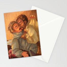 Tavern Kiss [Portamis] Stationery Cards
