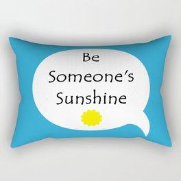 Sunshine B Rectangular Pillow