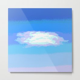 Cloud II Metal Print