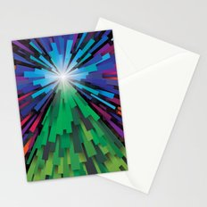 Light the tree Stationery Cards