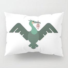 Liverpool Liver Bird Pillow Sham