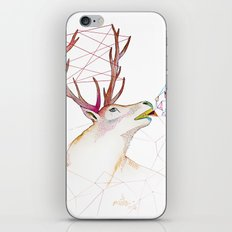 October Deer iPhone & iPod Skin