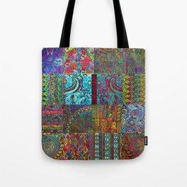 Bohemian Wonderland Tote Bag