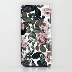 Vintage garden Slim Case iPod touch