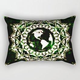Earth Spirit Rectangular Pillow