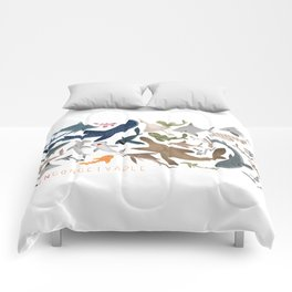 "FINconceivable Still ""Sharks"" Comforters"