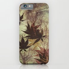 Falling Leaves iPhone 6s Slim Case