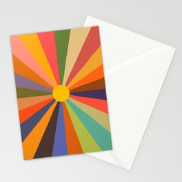 Sun - Soleil Stationery Cards