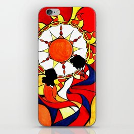Sunset on This Day iPhone Skin
