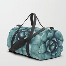 Aloe Green Agave Duffle Bag