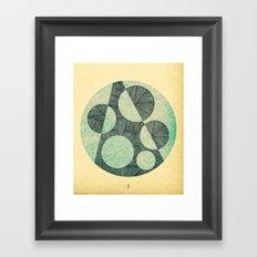- cosmogony_03 - Framed Art Print