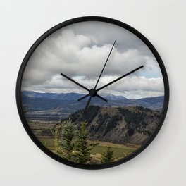 I Want to Get Lost and Drift Away Wall Clock