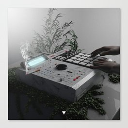 MPC 2000XL GURU ∀ Canvas Print