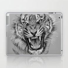 Tiger Portrait Animal Design Laptop & iPad Skin