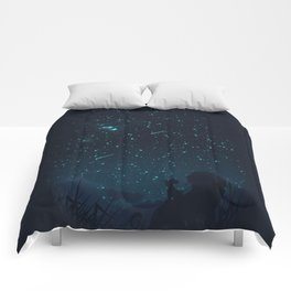 Under The Stars Comforters