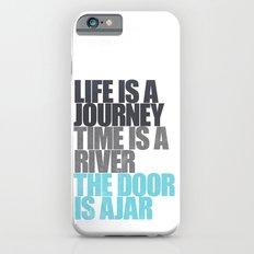 The Door is Ajar iPhone 6s Slim Case