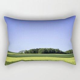 Fields Rectangular Pillow