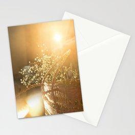Flower Basket Stationery Cards
