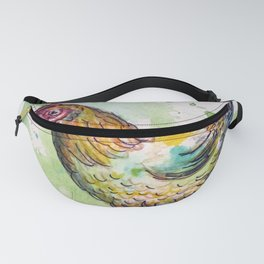 Momma & Chicks Fanny Pack