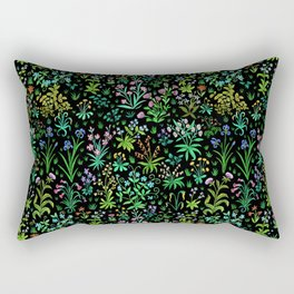 Medieval Spring Rectangular Pillow