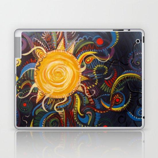 Coyote Moon Laptop & iPad Skin