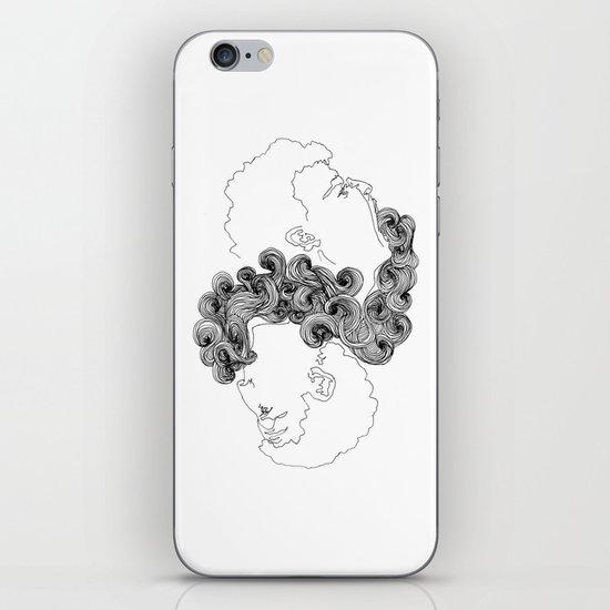 Between Poles II iPhone & iPod Skin