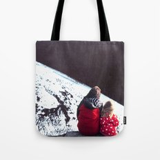 Where the moments go away Tote Bag
