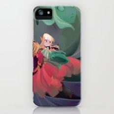Spirit of the Goddess iPhone (5, 5s) Slim Case
