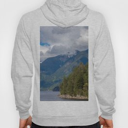 Land and Water Hoody