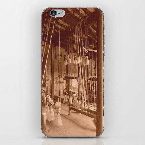 Weaving Mill iPhone & iPod Skin