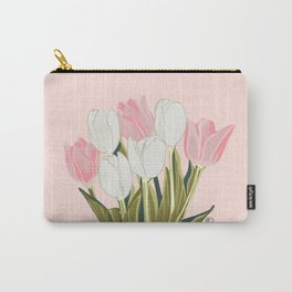 1st Day of Spring Carry-All Pouch