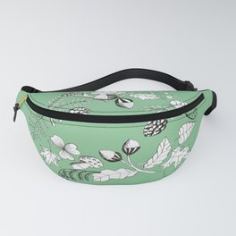 Forest Wreath Fanny Pack
