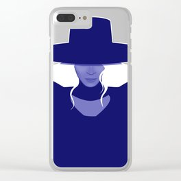 Formation Clear iPhone Case