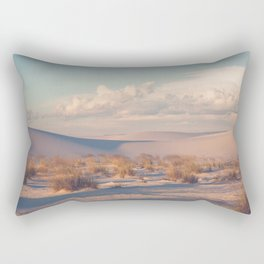 Desert Sunset Rectangular Pillow