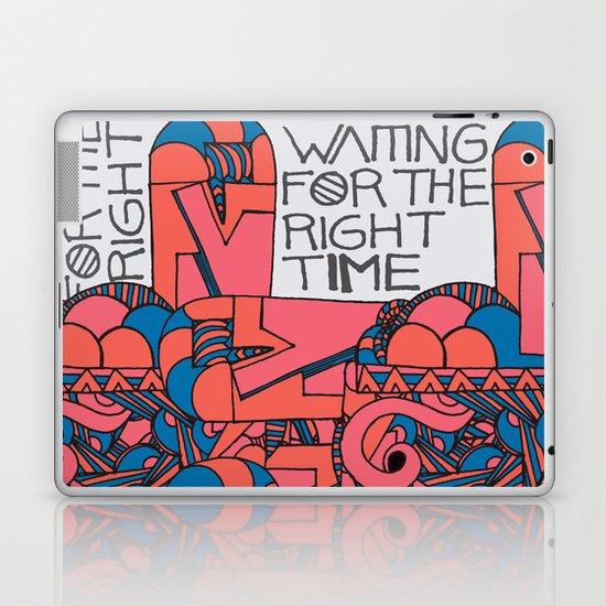 M83 Laptop & iPad Skin