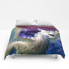 Ice Dragon 3 Comforters