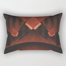 Triton - Tritonian Geysers Rectangular Pillow