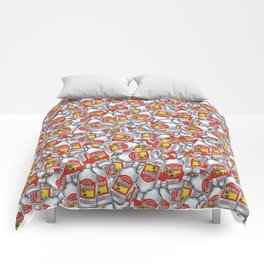 Who likes Tequila ? Me. Comforters