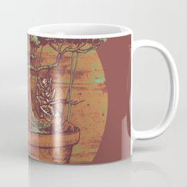 Bonsai Roach Swing Coffee Mug