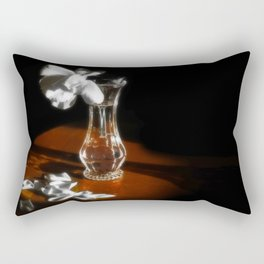 Before The Flowers Are Gone Rectangular Pillow