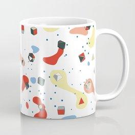Polyhedral Dice- Pop Modern Coffee Mug