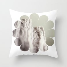 a detail is sufficient Throw Pillow