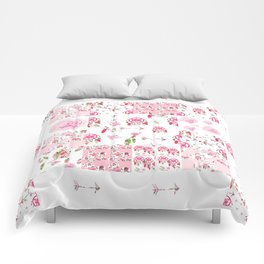 Shabby Chic Dream Catcher and feather Patchwork Comforters