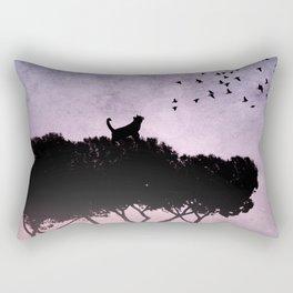 Cat King Rectangular Pillow