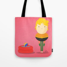 My liquid hero! Tote Bag