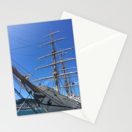 Old Sailing Ship Stationery Cards