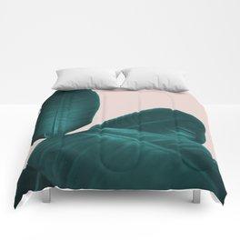 Ficus Elastica #4 #art #society6 Comforters