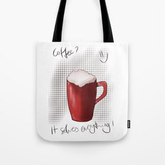 ONE MORE? Tote Bag