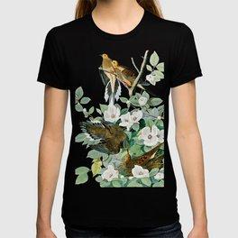Carolina Turtle Dove, Birds of America by John James Audubon T-shirt